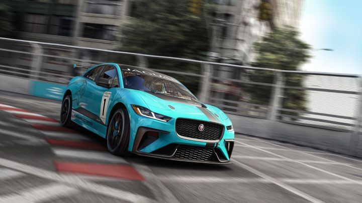 NEWS: JAGUAR LAUNCH ELECTRIC RACING SERIES