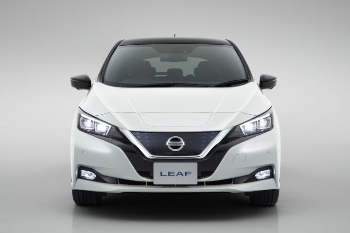 CAR LAUNCH: NISSAN LEAF 2