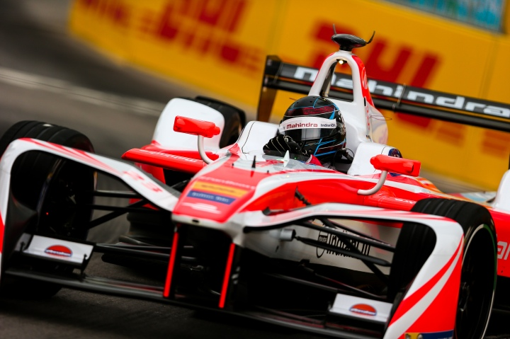 NEWS: MAHINDRA ASKS FANS TO DESIGN SEASON 4 LIVERY