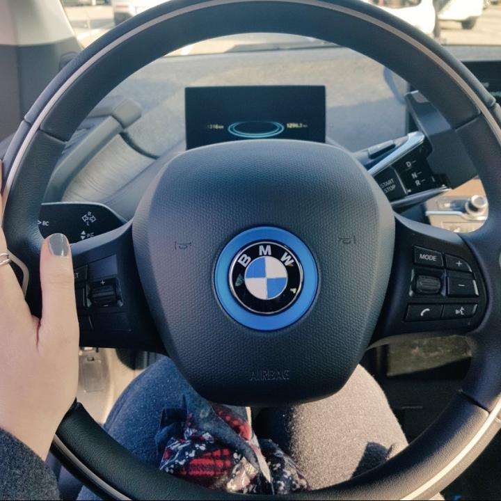BMW i3s wheel