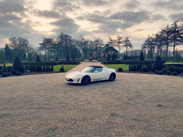 Roadster in Belgium